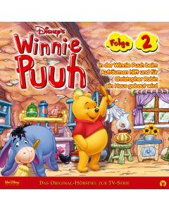 Disney Winnie Puuh Winnie Puuh hilft beim Aufräumen/ Für Christopher Robin wird ein Haus gebaut (Folge 2)