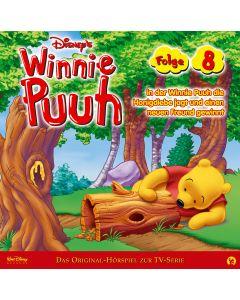 Disney Winnie Puuh Winni Puuh jagt die Honigdiebe und gewinnt einen neuen Freund (Folge 8)
