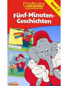 Benjamin Blümchen: Fünf-Minuten-Geschichten - Band 2