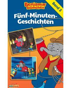 Benjamin Blümchen: Fünf-Minuten-Geschichten - Band 3