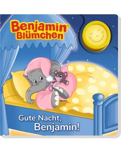 Benjamin Blümchen: Gute Nacht, Benjamin!