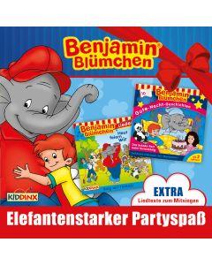 Benjamin Blümchen: 2er MP3-Box Ohrenspaß