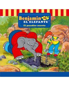 Benjamin el Elefante: El pasadizo secreto