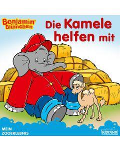 Benjamin Blümchen: Kamele helfen mit