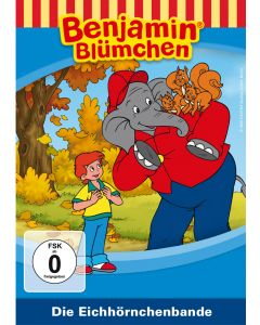 Benjamin Blümchen: Die Eichhörnchenbande