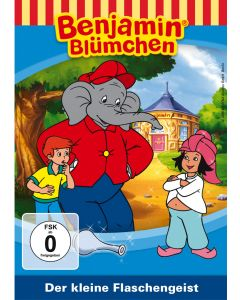 Benjamin Blümchen: Der kleine Flaschengeist