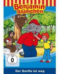 Benjamin Blümchen: Der Gorilla ist weg