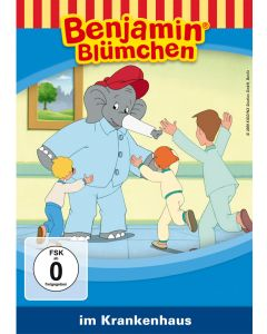 Benjamin Blümchen: im Krankenhaus (mp4)