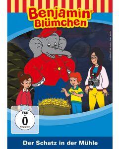 Benjamin Blümchen: Der Schatz in der Mühle
