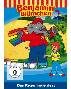 Benjamin Blümchen: Das Regenbogenfest
