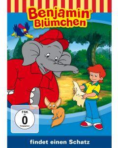 Benjamin Blümchen: findet einen Schatz