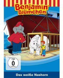 Benjamin Blümchen: Das weiße Nashorn