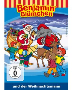Benjamin Blümchen: und der Weihnachtsmann