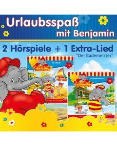 Benjamin Blümchen: 2er MP3-Box Urlaubsspaß