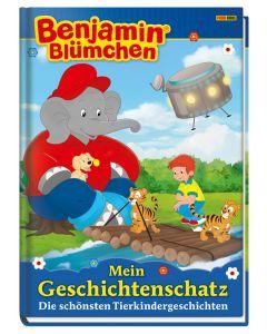 Benjamin Blümchen: Mein Geschichtenschatz - Tierkindergeschichten