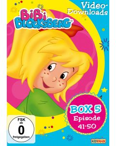 Bibi Blocksberg: 10er Video-Box 5 (Folge 41 - 50)