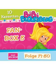 Bibi Blocksberg: 10er MC-Box 8 (Folge 71 - 80)