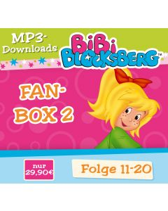 Bibi Blocksberg: 10er MP3-Box 2 (Folge 11 - 20)