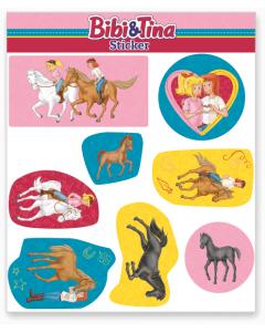 Bibi & Tina: Sticker