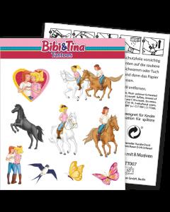 Bibi & Tina: Tattoos