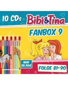 Bibi & Tina: 10er CD-Box 9 (Folge 81 - 90)
