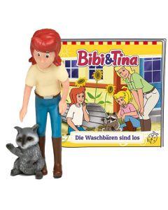 Bibi & Tina: Tonie-Hörfigur - Die Waschbären sind los