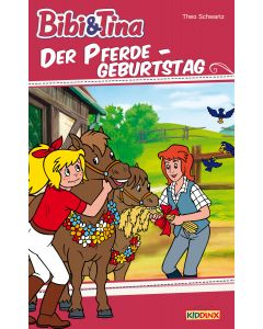 Bibi & Tina: Der Pferdegeburtstag