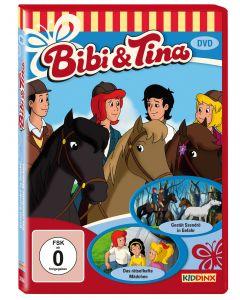 Bibi und Tina: Gestüt Szendrö in Gefahr / Das rätselhafte Mädchen