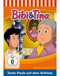 Bibi & Tina: Tante Paula auf dem Schloss