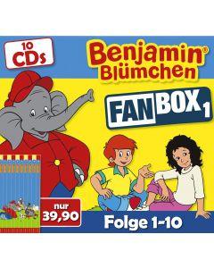 Benjamin Blümchen 10er CD-Box 1 (Folge 1 - 10)