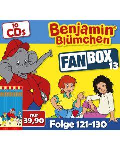 Benjamin Blümchen 10er CD-Box 13 (Folge 121 - 130)