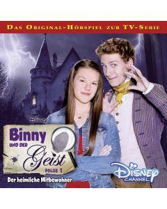 Binny und der Geist: Der heimliche Mitbewohner (Folge 1)