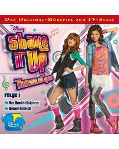 Shake it up - Tanzen ist alles: Der Nachhilfelehrer / .. (Folge 1)
