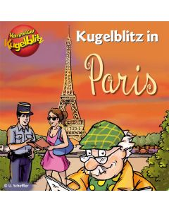 Kommissar Kugelblitz: in Paris