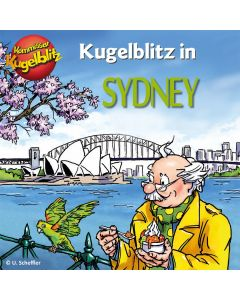 Kommissar Kugelblitz: in Sydney