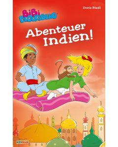 Bibi Blocksberg: Abenteuer Indien!