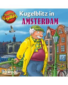 Kommissar Kugelblitz: in Amsterdam