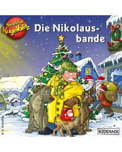 Kommissar Kugelblitz: Die Nikolausbande (Der Adventskalender)
