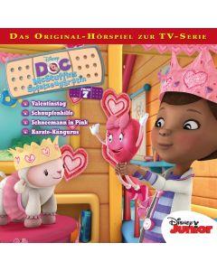 Doc McStuffins: Valentinstag / .. (Folge 7)