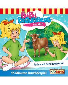 Bibi Blocksberg: erzählt Feriengeschichten (Folge 8.3)