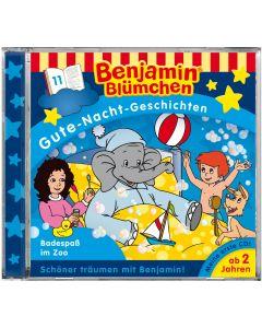 Benjamin Blümchen: Badespaß im Zoo (Folge 11)