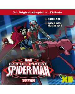 Spider-Man: Der ultimative Spiderman - Agent Web / .. (Folge 17)