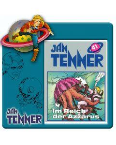 Jan Tenner: Im Reich des Azzarus (Folge 41)