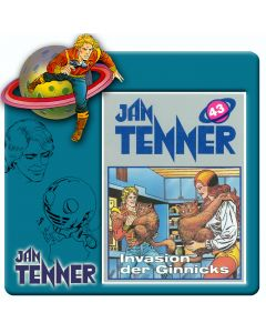 Jan Tenner: Invasion der Ginnicks (Folge 43)