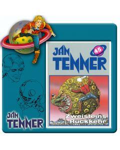 Jan Tenner: Zweisteins Rückkehr (Folge 45)