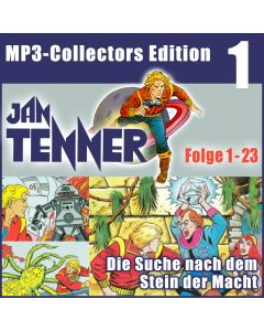 Jan Tenner Collectors Edition 1 (Folgen 1-23) MP3-Download
