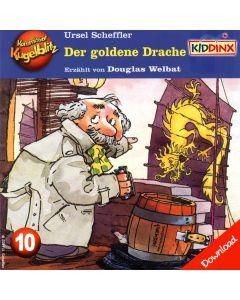 Kommissar Kugelblitz: Der goldene Drache (Folge 10)