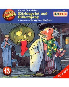 Kommissar Kugelblitz: Kürbisgeist und Silberspray (Folge 13)