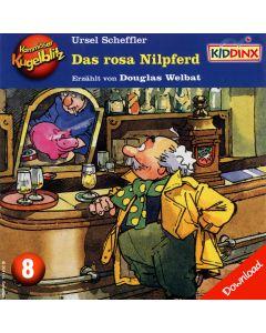 Kommissar Kugelblitz: Das rosa Nilpferd (Folge 8)
