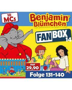 Benjamin Blümchen: 10er MC-Box 14 (Folge 131 - 140)